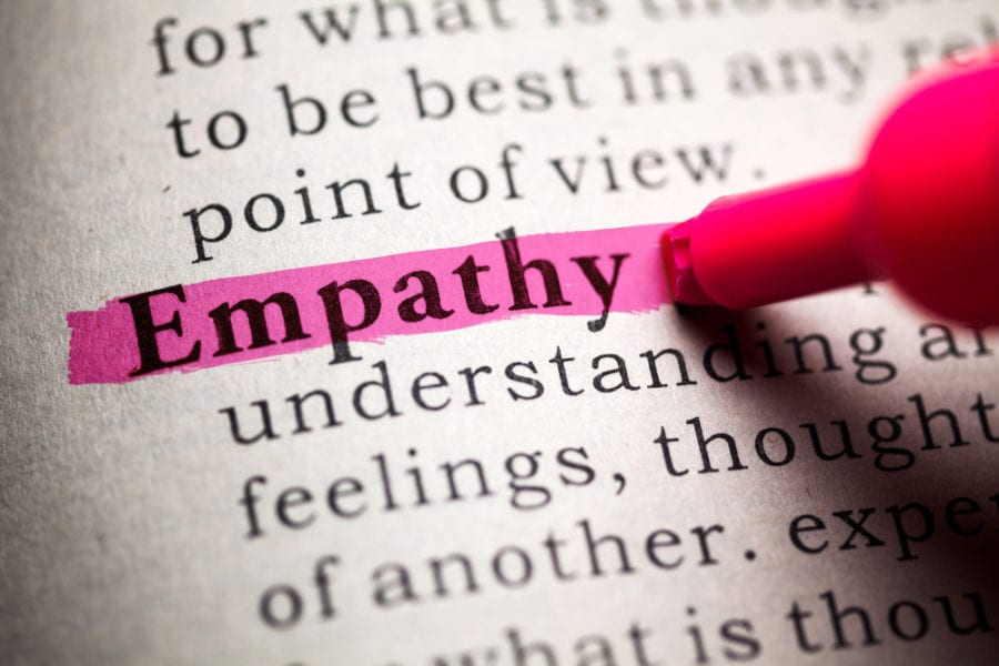 Empathy in Marketing - The Blue Room