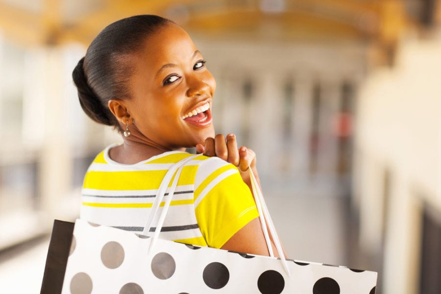 Marketing the untapped female shopper - The Blue Room