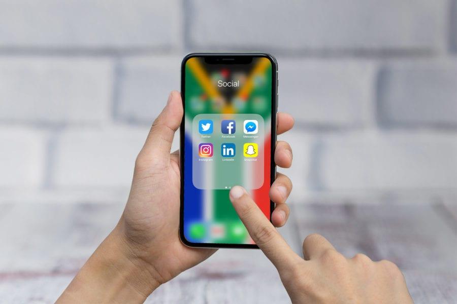 Social Media - South Africa - The Blue Room