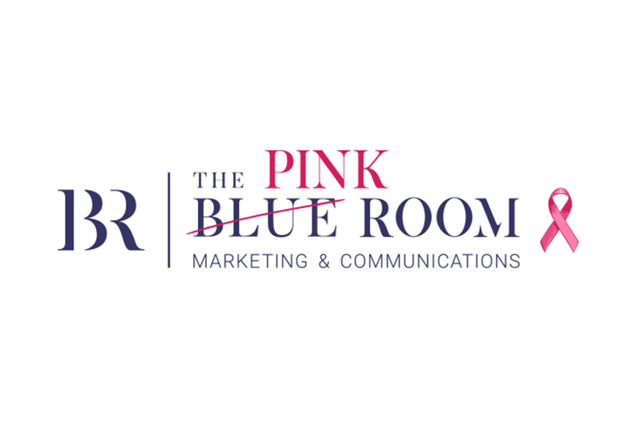 #ThePinkRoom - Breast Cancer Awareness Month - The Blue Room