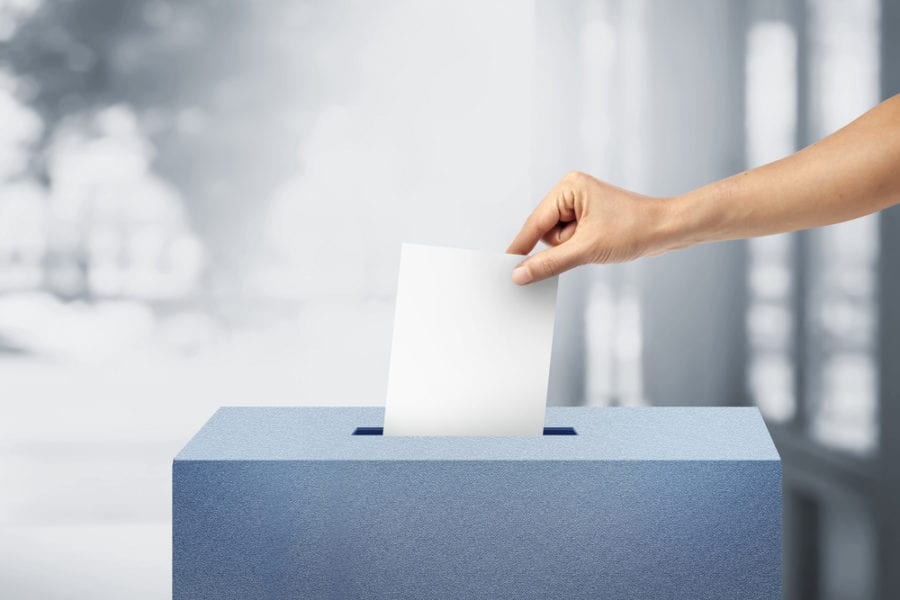 Elections Effect on Retail - The Blue Room